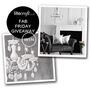 COMPETITION: WIN A HALLOWEEN CHIC INSPIRED LIGHT