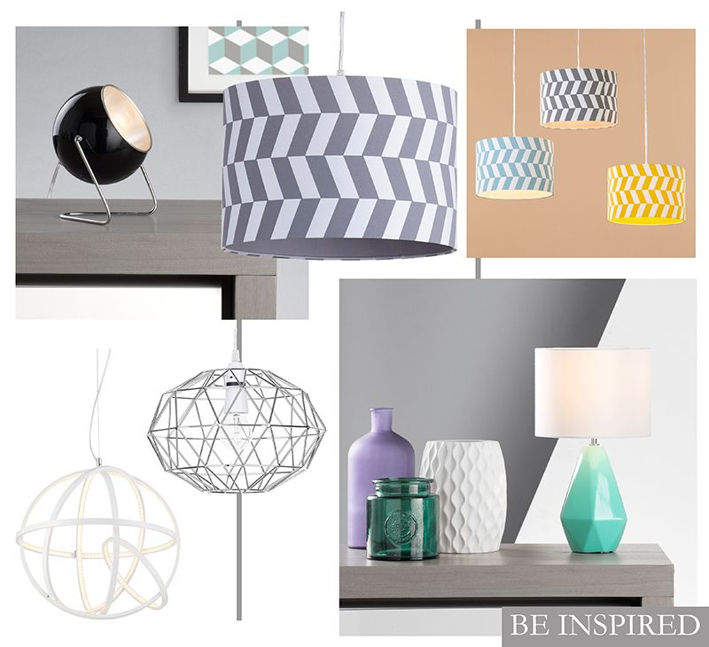 Top Lighting Trends for Upcoming 2017 - Geometric Trend