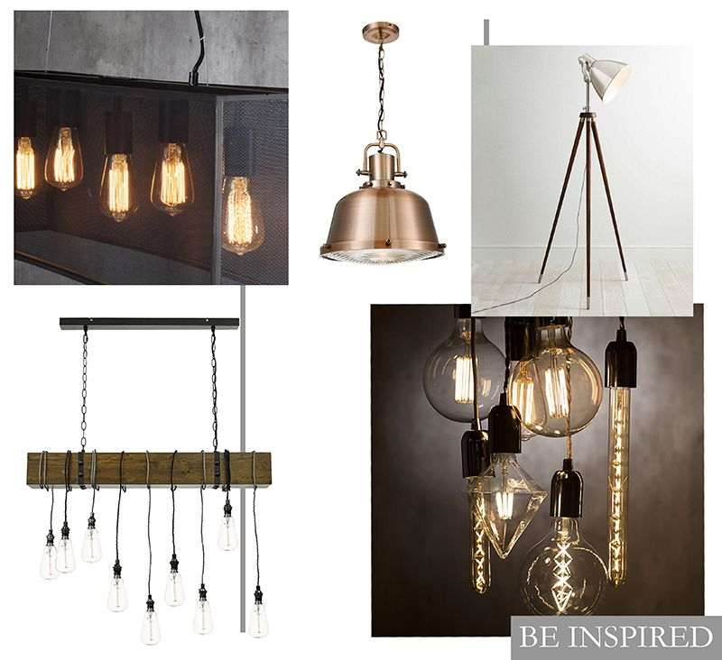 Top Lighting Trends for Upcoming 2017 - Industrial Trend