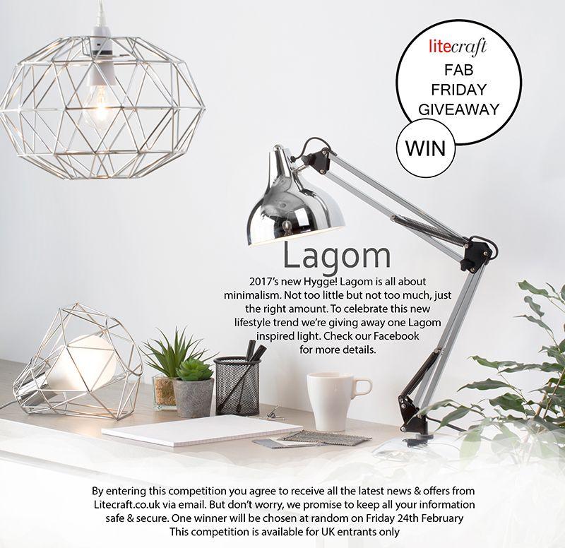 Lagom Inspired Lighting Giveaway