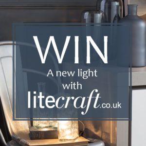 Win a Light from Litecraft - Denim Drift Inspired Giveaway