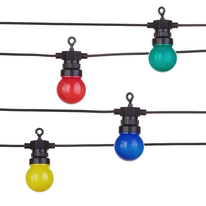 Party string light - multicoloured