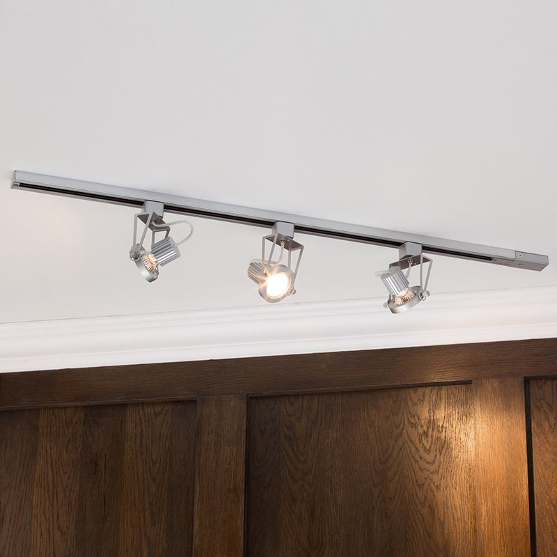 How to get your basement lighting right - Track Lighting