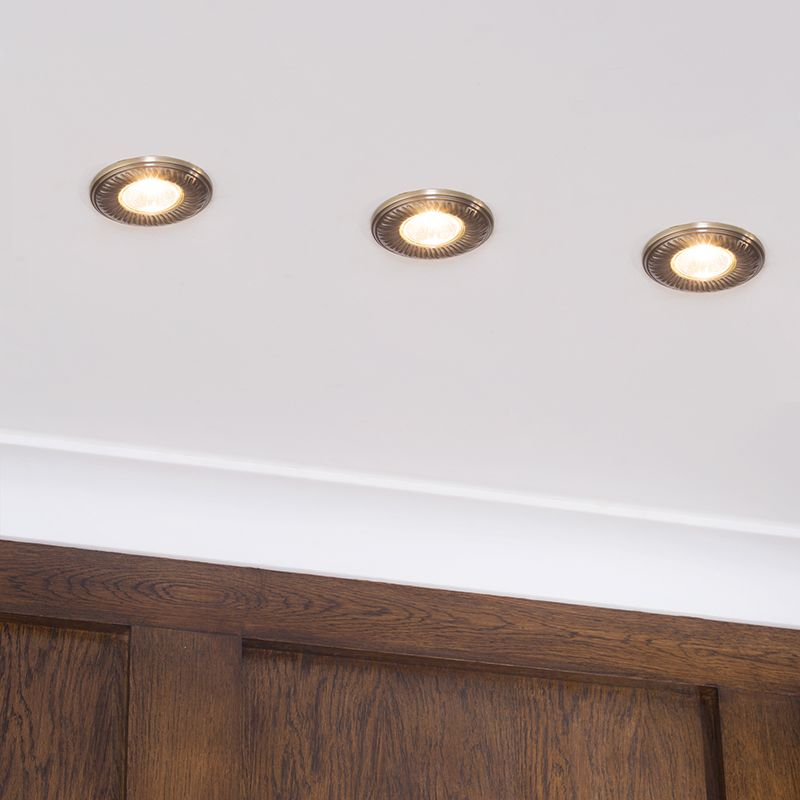 How to get your basement lighting right - Recessed Lighting