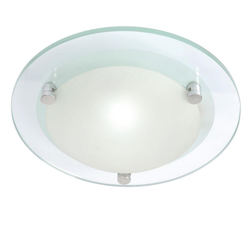 Lacunaria Large Flush Ceiling Light
