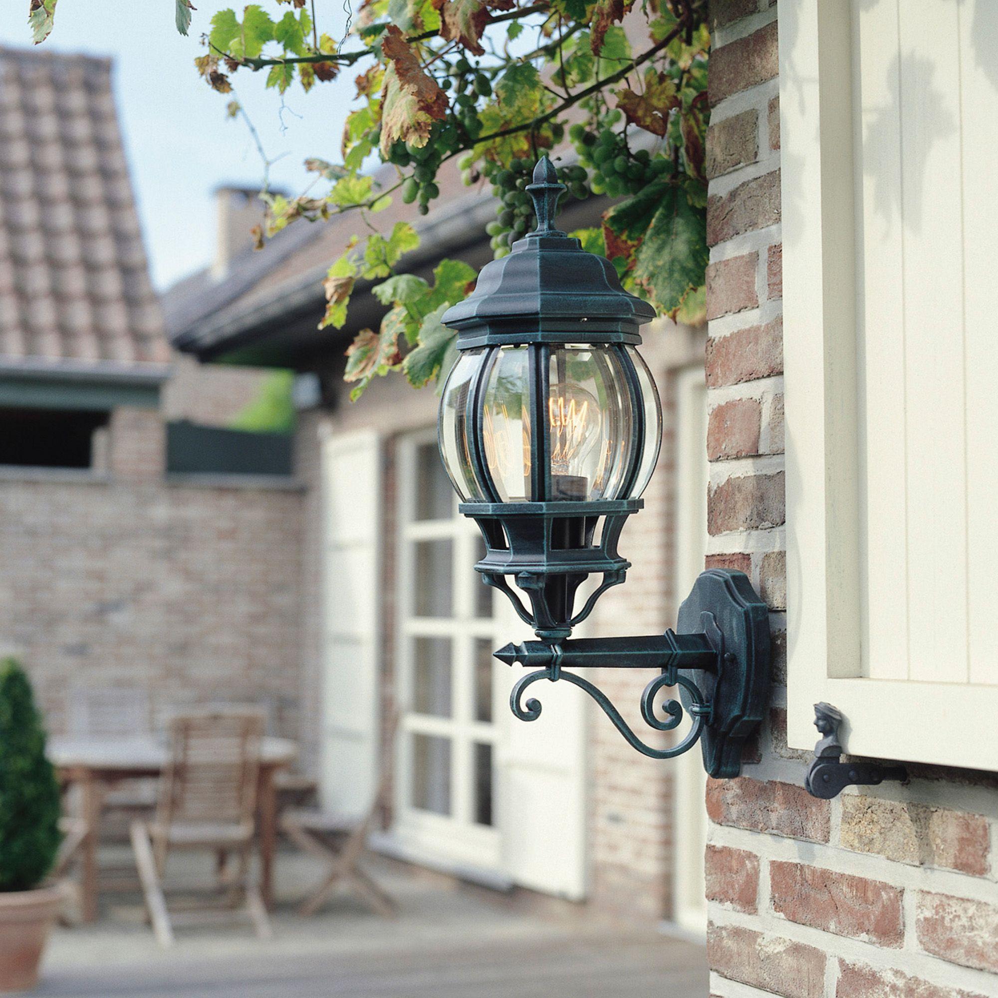 Stylish Outdoor Lantern