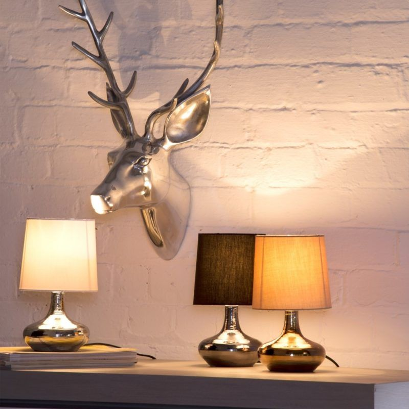 Table Lamp with Warm Lighting