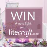 Win a spring inspired easter style lamp - litecraft