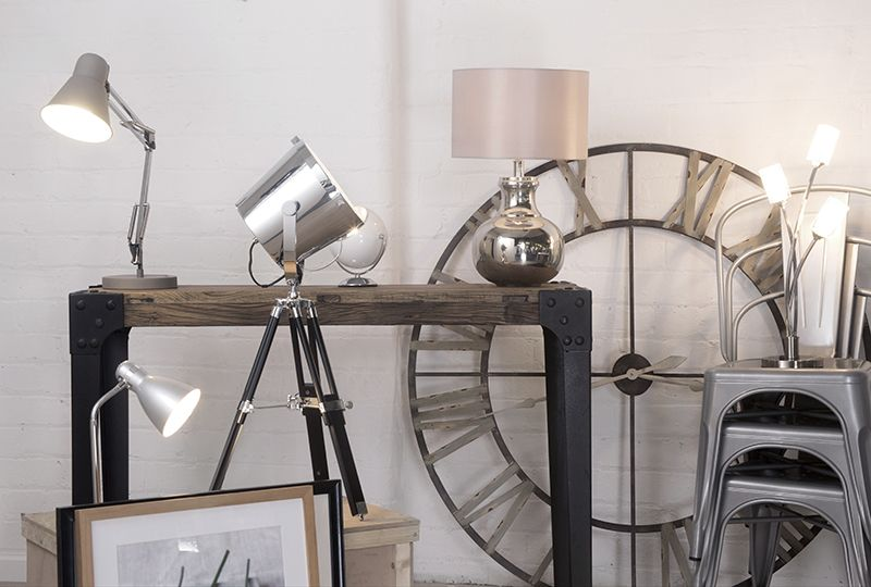 Table Lamps and Floor Lamps Group