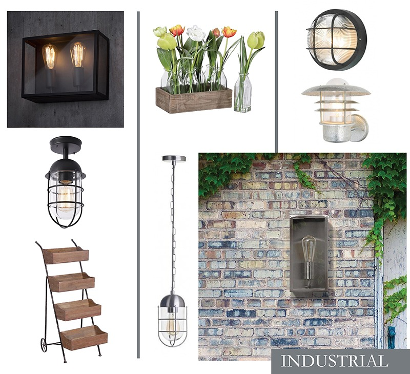 Industrial residential lighting - Litecraft
