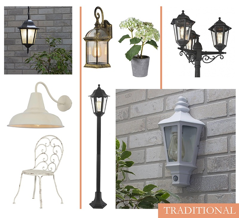 Traditional residential lighting - Litecraft