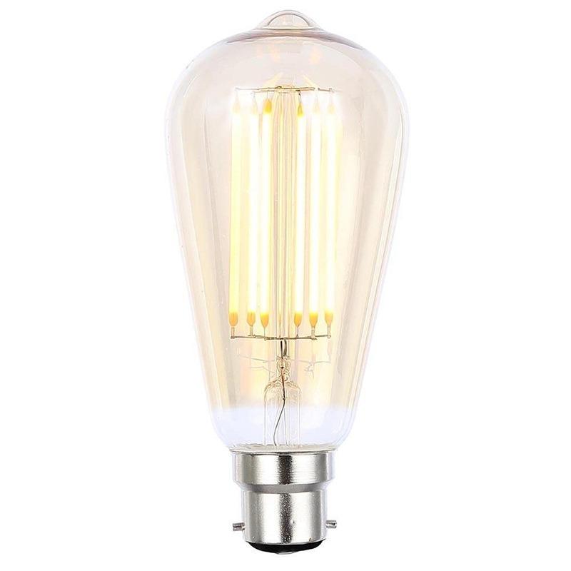 Outdoor LED Lighting - LED Vintage Filament Bulb - Litecraft
