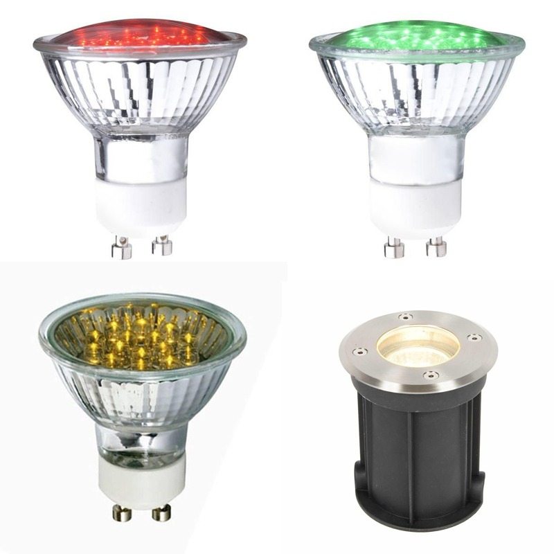 Litecraft LED coloured Bulbs