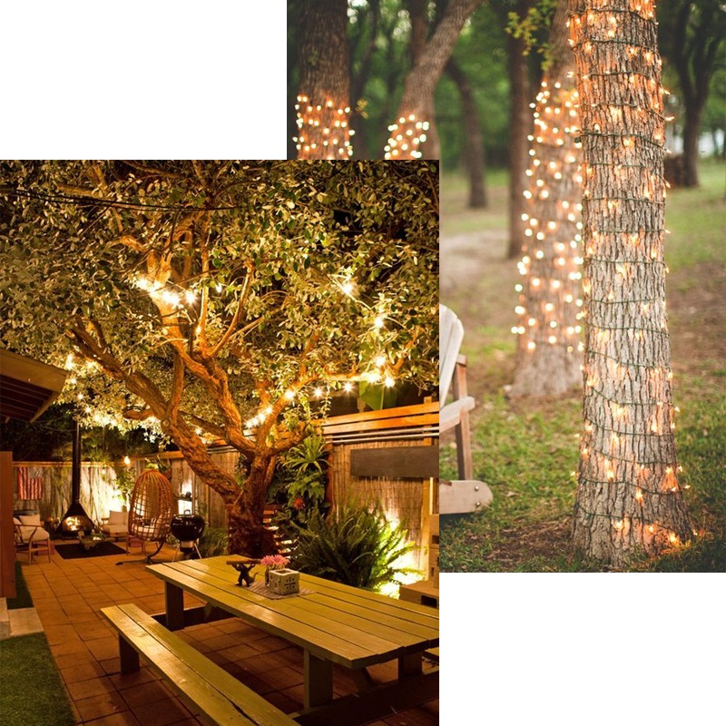 Outdoor Patio Lighting string-lights - Litecraft