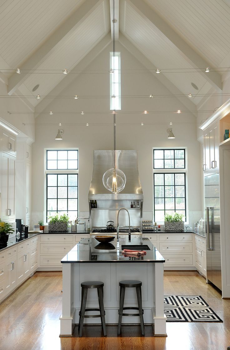How to illuminate vaulted ceilings - Litecraft