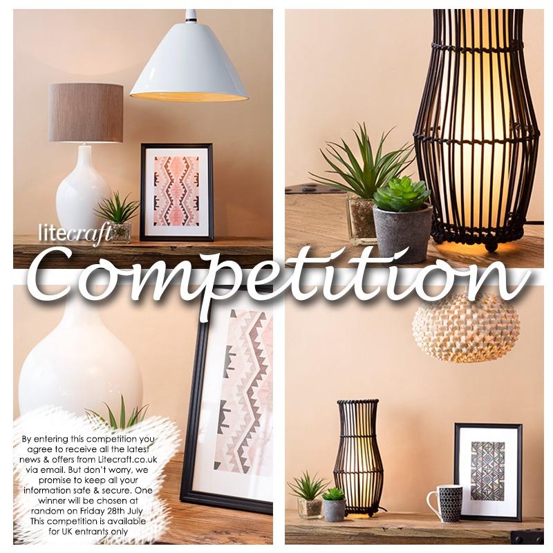 Win a new light with litecraft