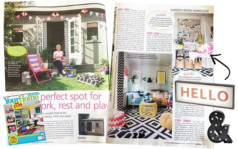 Hello Lightbox Your Home Magazine August 2017