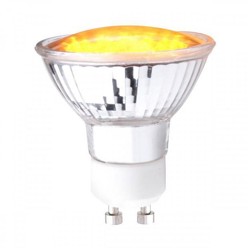 Yellow LED light bulb Litecraft