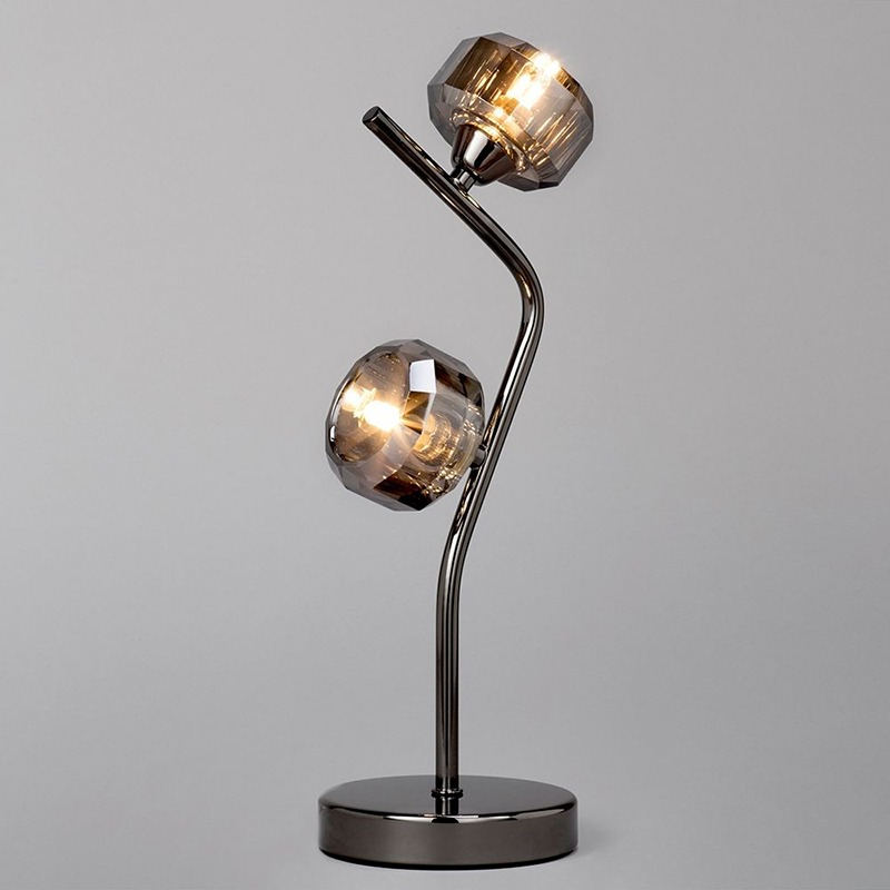 New Wavy Chunky Glass Lighting Collection