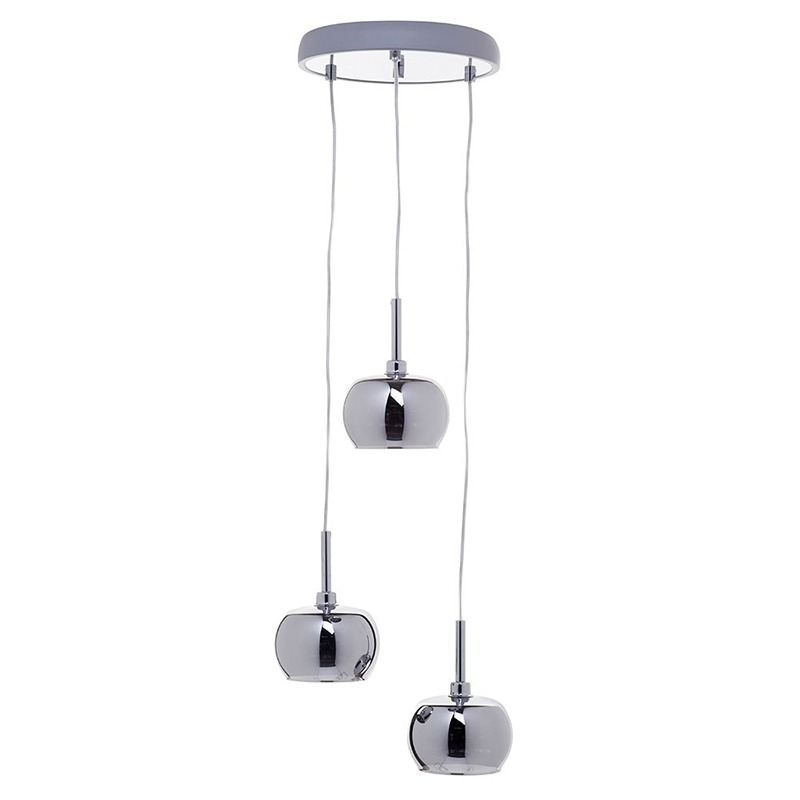 New Normandy Lighting Collection 3 light cluster