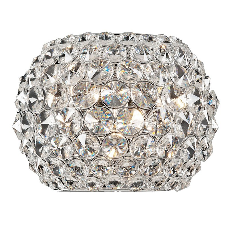 New Astra Diamante Crystal effect Lighting Collection