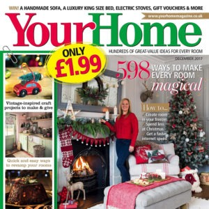 Litecraft feature in Your Home Magazine's Christmas issue
