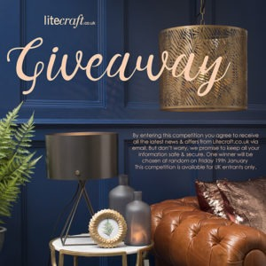 Competition time : Starting the New Year with a fresh new giveaway