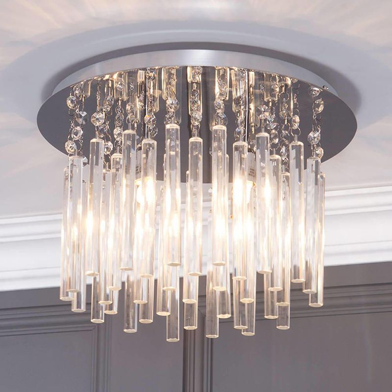 Lighting up small spaces with Flush Lighting