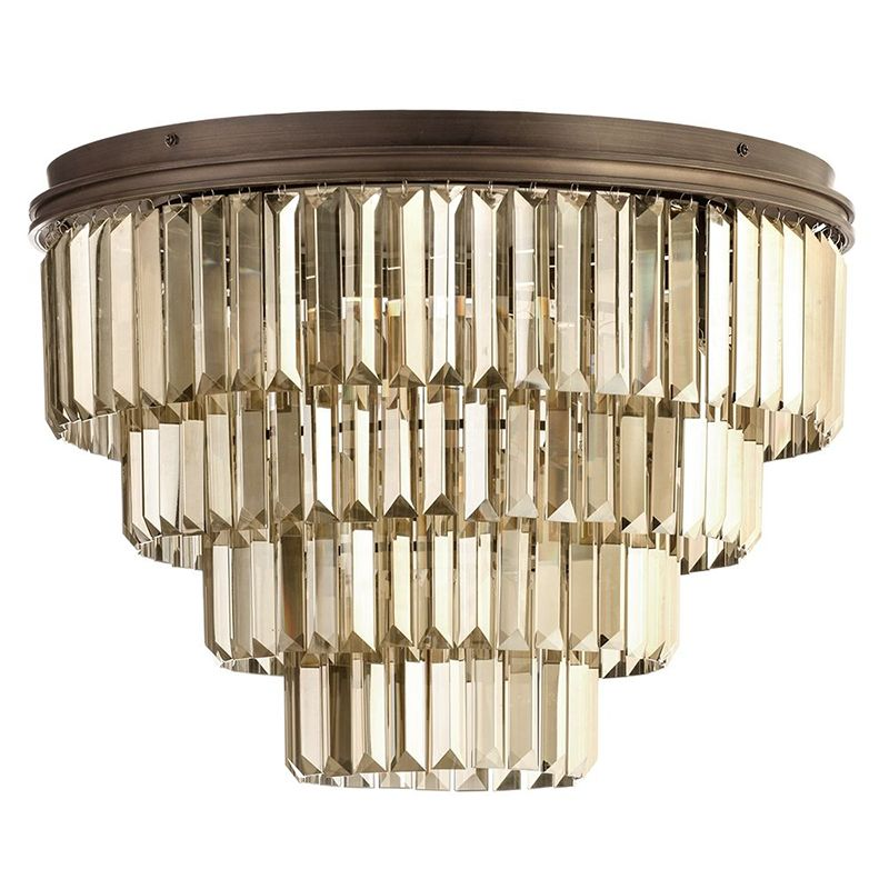 New Ingot Flush Ceiling Light
