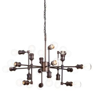 Capturing industrial style with our new Steamer Ceiling Light