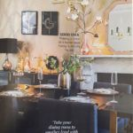 Home Style Magazine - Mid Century Ceiling Light