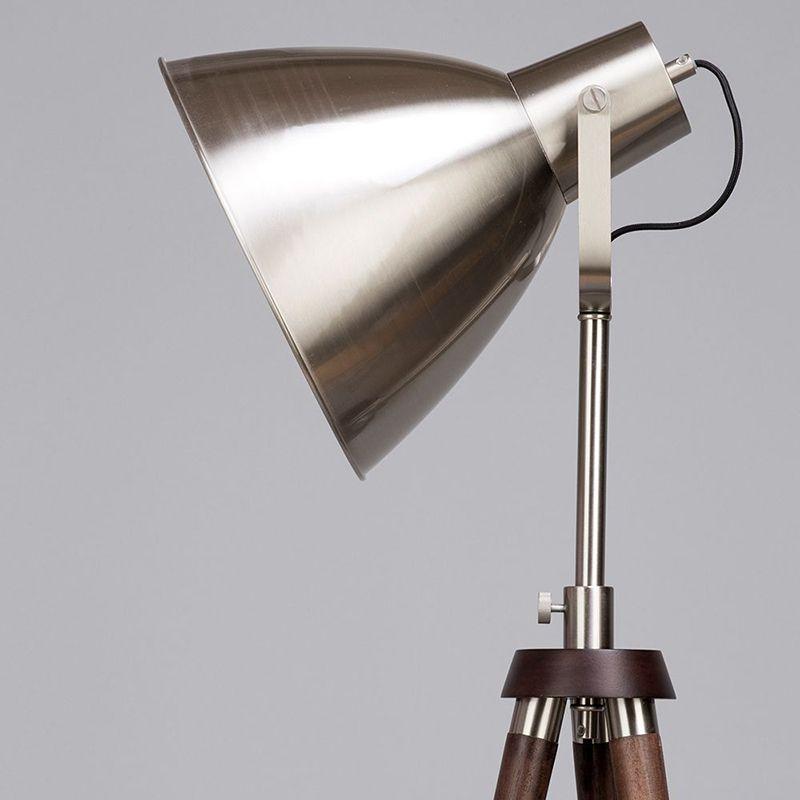 Litecraft's Vintage Tripod Floor Lamp in Home Style Magazine's June Issue