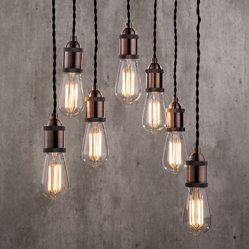 New Industrial Lighting Range - Alton & Braided Cable Lighting