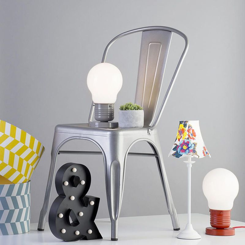 Your Home Magazine featuring our Ampersand Table Lamp and Festoon Lights