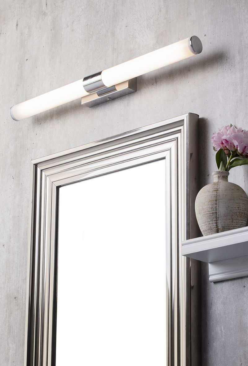 New Lincoln and Doncaster Bathroom Lighting Ranges - Doncaster Small LED Wall Light