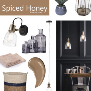 Lighting and Interior Trends for Autumn 2018 - Spiced Honey