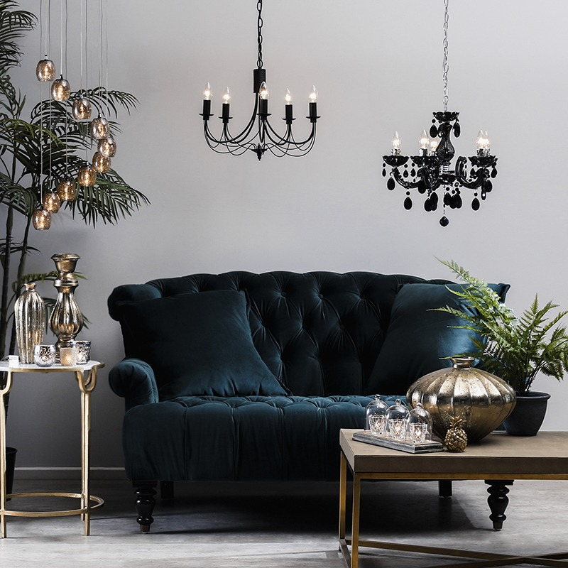 Add a calming new season style with our Halcyon Days interior trend
