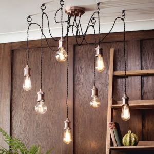 Make a statement with our Industrial Lighting Pendants