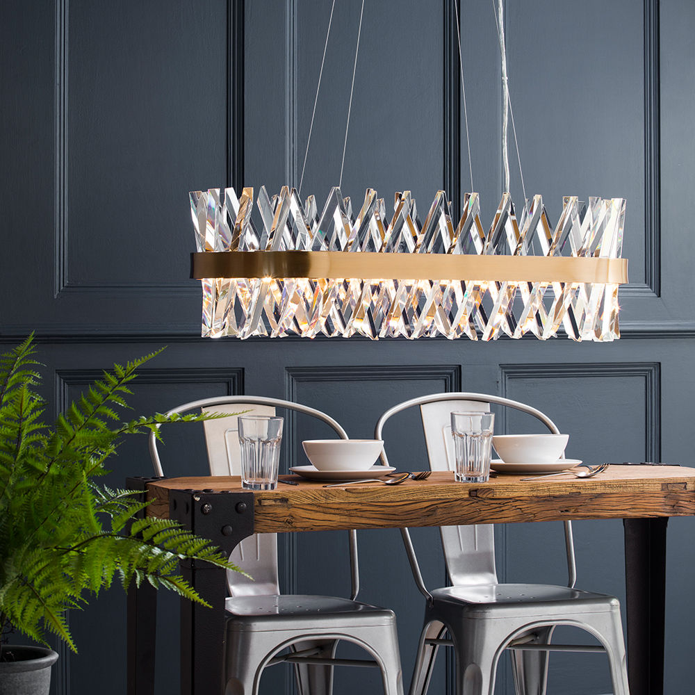 Creative Dining Room Lighting Blog