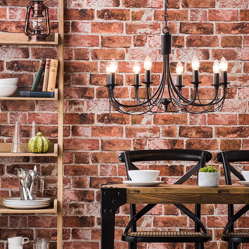 Get the Refined Industrial Look - Somerset Chandelier