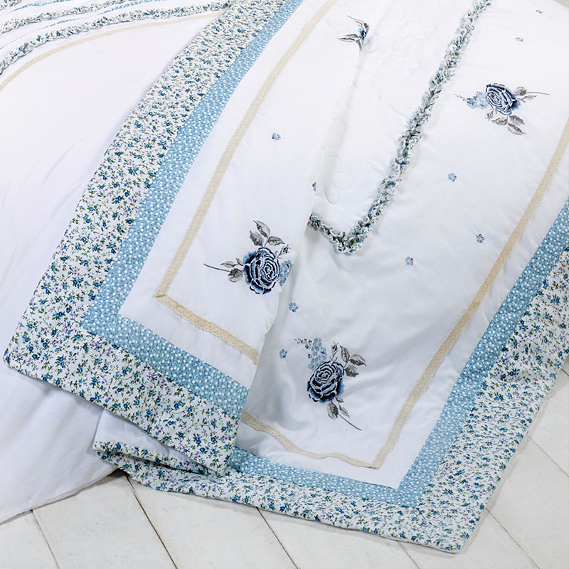 Italian Mediterranean linen